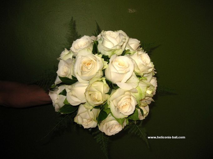 WEDDING BOUQUET by HELICONIA  Bali - 008