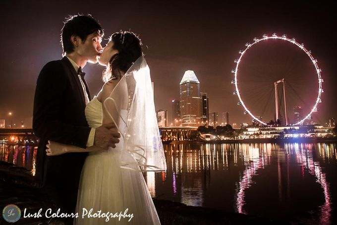 Singapore Pre Wedding Photography for Chongyou & Kai Ling by Lush Colours Photography - 005