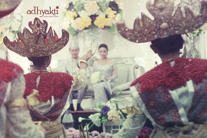 Andita & Reza by Financial Club Jakarta - 030