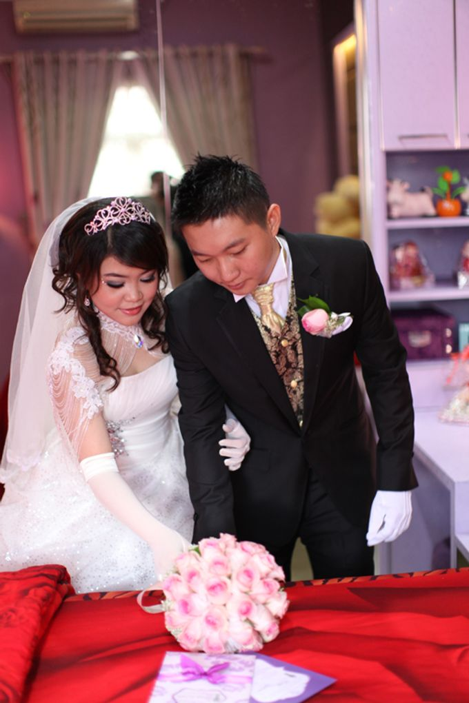 the wedding of Rudy & Yolin - 26 Oktober 2012 by Full House the organizer & entertainment - 013