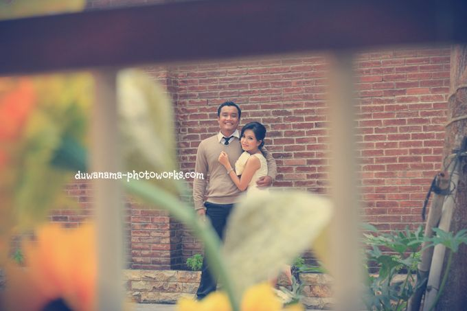 Prewedding : Posmalini & Beni by Duwanama Photoworks - 010