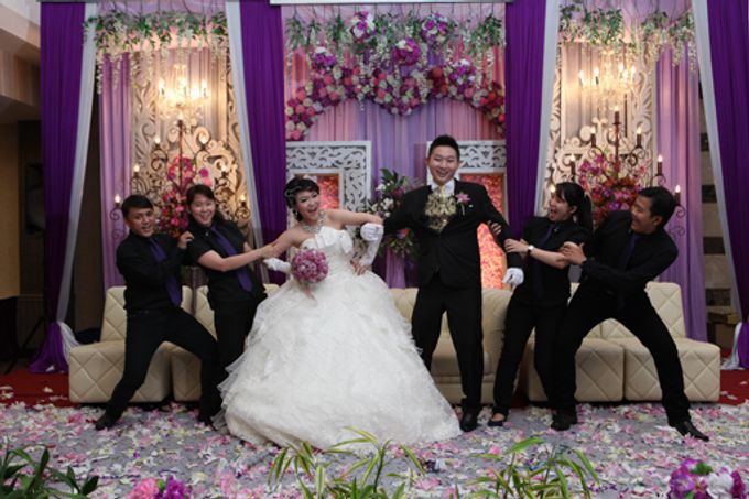 the wedding of Rudy & Yolin - 26 Oktober 2012 by Full House the organizer & entertainment - 018
