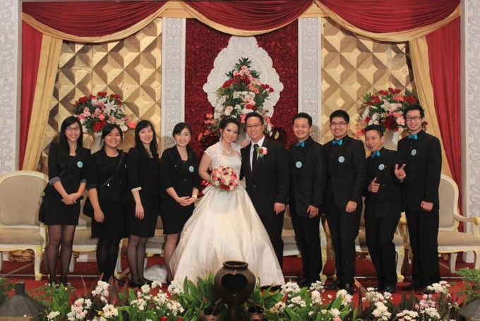 The Wedding of Reagan & Marissa by WedConcept Wedding Planner & Organizer - 001
