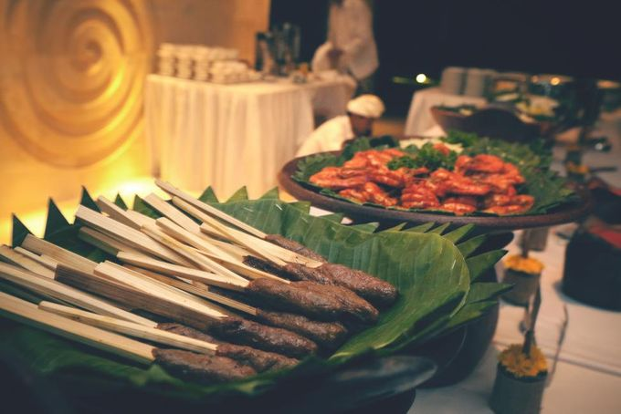Hanna & Erick by Lumbung Catering - 011