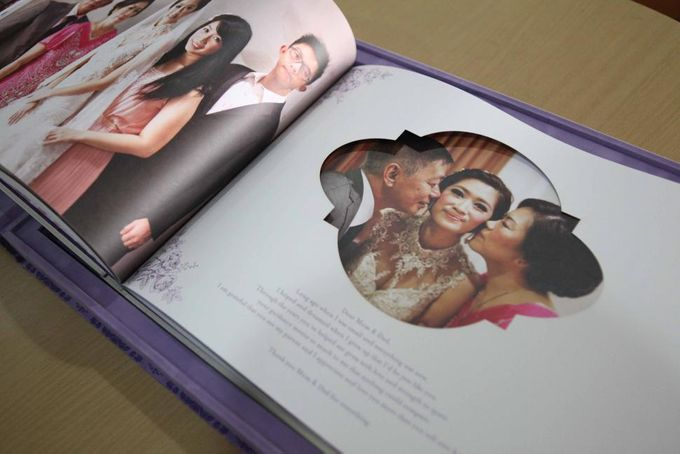 The Wedding of Phinarwan & Ester by PAM'S INVITATIONS & STATIONERY - 013