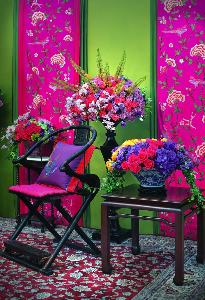 Shanghai Garden Party by Flora Lines Decoration - 001