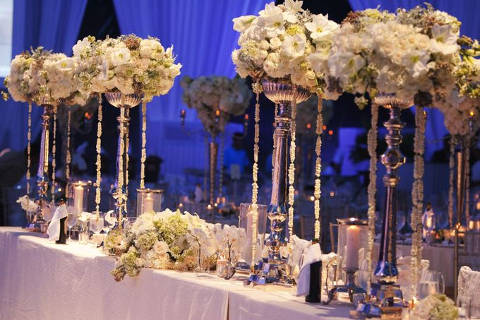 Dining Under A Thousand Stars by Flora Lines Decoration - 002