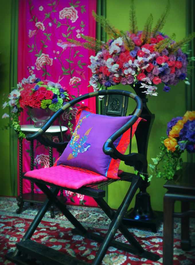 Shanghai Garden Party by Flora Lines Decoration - 003