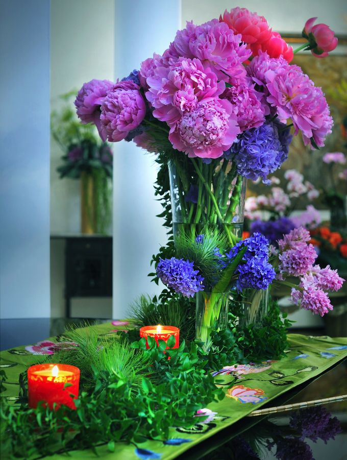 Shanghai Garden Party by Flora Lines Decoration - 004