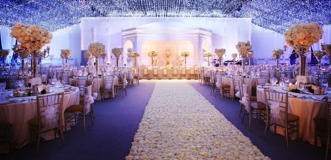 Dining Under A Thousand Stars by Flora Lines Decoration - 004