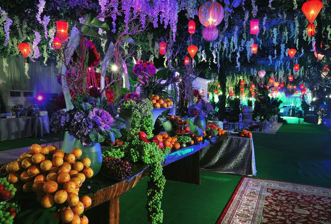 Shanghai Garden Party by Flora Lines Decoration - 005