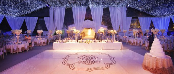Dining Under A Thousand Stars by Flora Lines Decoration - 005