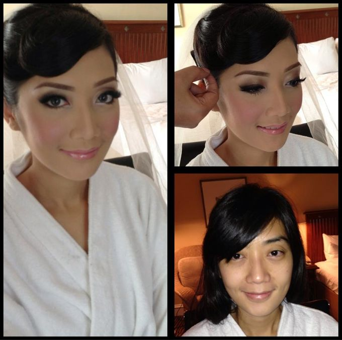 Make Up Wedding by Barry Irawan - 001