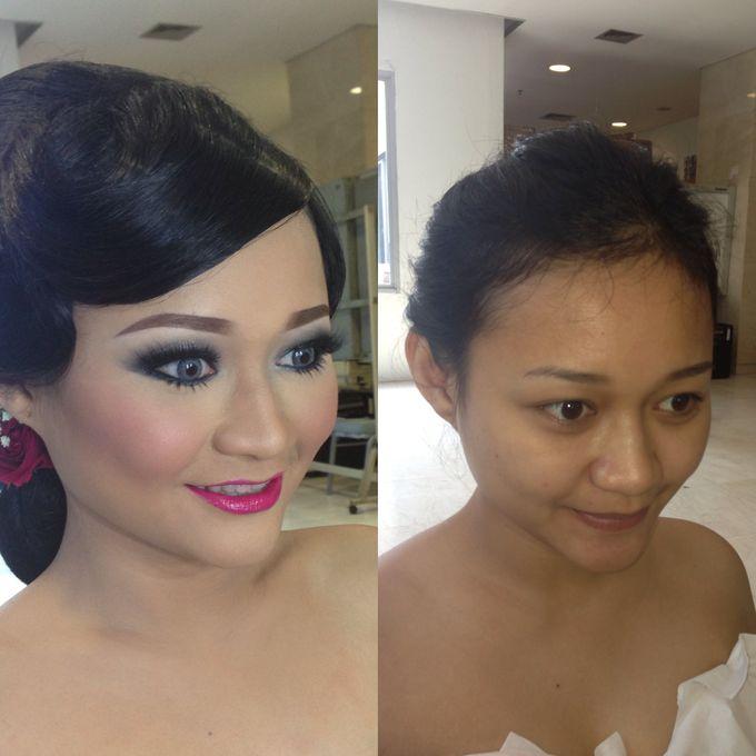 Make Up Wedding by Barry Irawan - 001