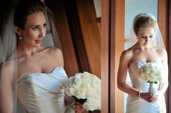 Western Wedding Makeup by Cindy Lin Make Up Artist - 012