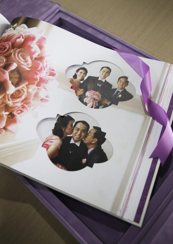The Wedding of Phinarwan & Ester by PAM'S INVITATIONS & STATIONERY - 006