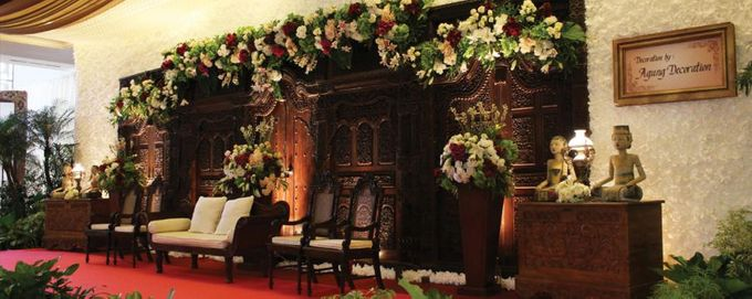 Jepara Executive Lounge Package by BALAI KARTINI - Exhibition and Convention Center - 002