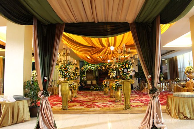 Jepara Executive Lounge Package by BALAI KARTINI - Exhibition and Convention Center - 006