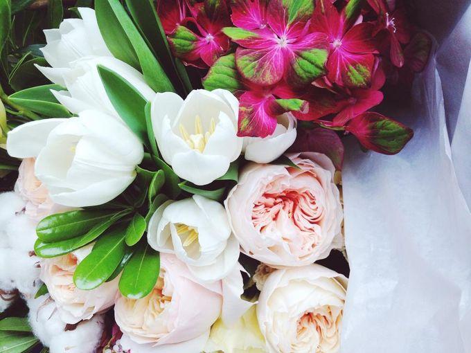 Various Celebration Floral Arrangements  by Fleuri - 001