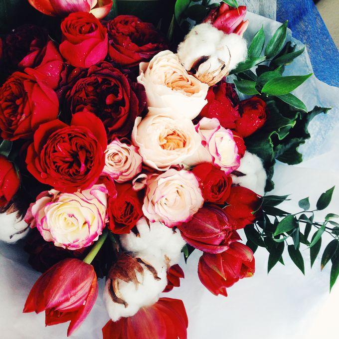 Various Celebration Floral Arrangements  by Fleuri - 002