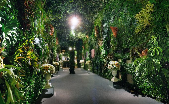 The Enchanted Forest by Flora Lines Decoration - 004