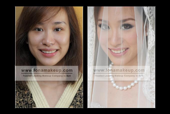 Bridal Makeup by Lona Makeup - 002