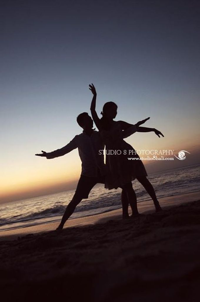 Prewedding - Evan & Shirley by Studio 8 Bali Photography - 041