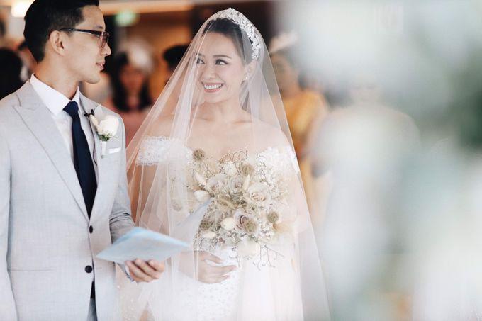 CRUISE WEDDING Yuanita & Indra by Memento Idea - 001