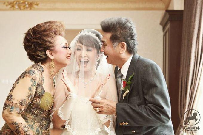 Arthur & Helen Wedding by Carrousel Photography - 005