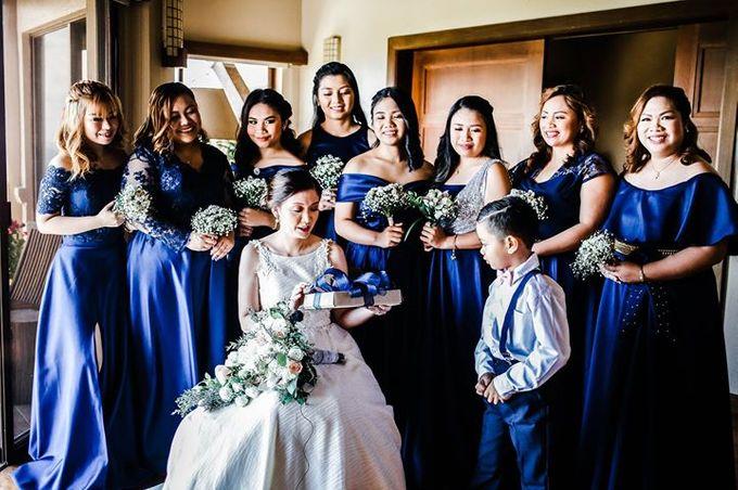 Dra  Godfrey and Dra  Kamille Tagaytay Wedding by MIC MANZANARES PHOTOGRAPHY - 040