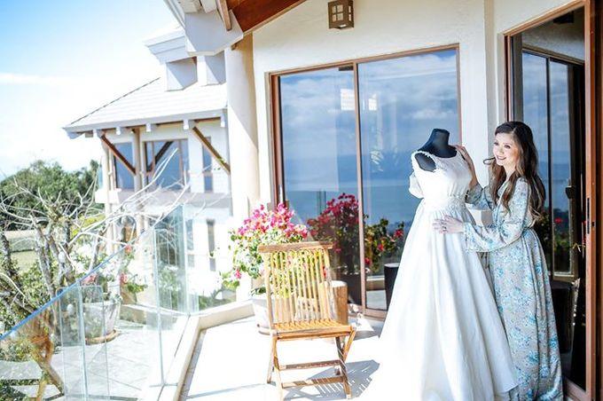 Dra  Godfrey and Dra  Kamille Tagaytay Wedding by MIC MANZANARES PHOTOGRAPHY - 019