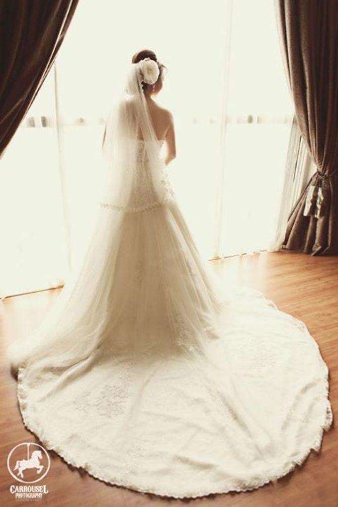 Arthur & Helen Wedding by Carrousel Photography - 002