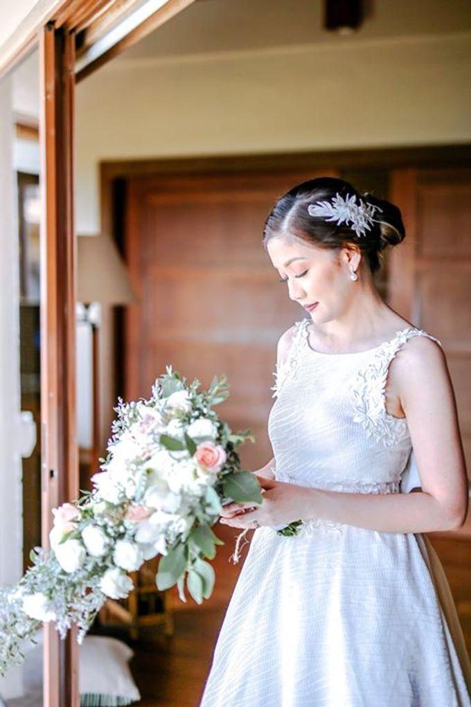 Dra  Godfrey and Dra  Kamille Tagaytay Wedding by MIC MANZANARES PHOTOGRAPHY - 022