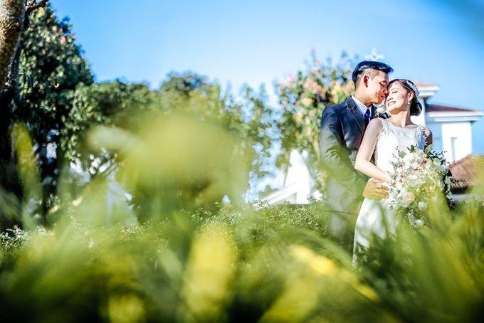Dra  Godfrey and Dra  Kamille Tagaytay Wedding by MIC MANZANARES PHOTOGRAPHY - 003