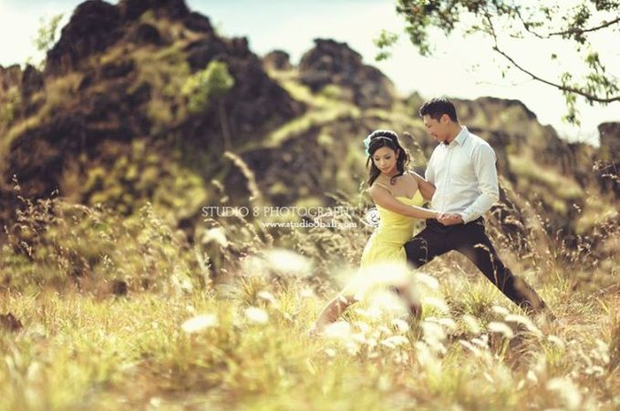Prewedding - Evan & Shirley by Studio 8 Bali Photography - 014
