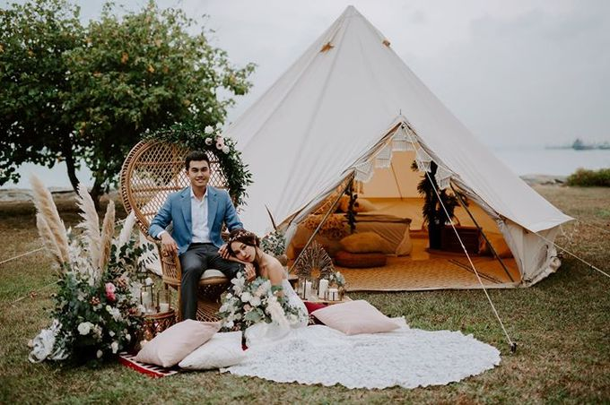 Melissa Koh  for Glamping Romance by Natalie Wong Photography - 024