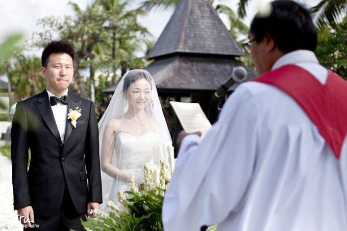 Bali Wedding Li Shun & Cong Xin at Royal Santrian Nusa Dua by Heru Photography - 013