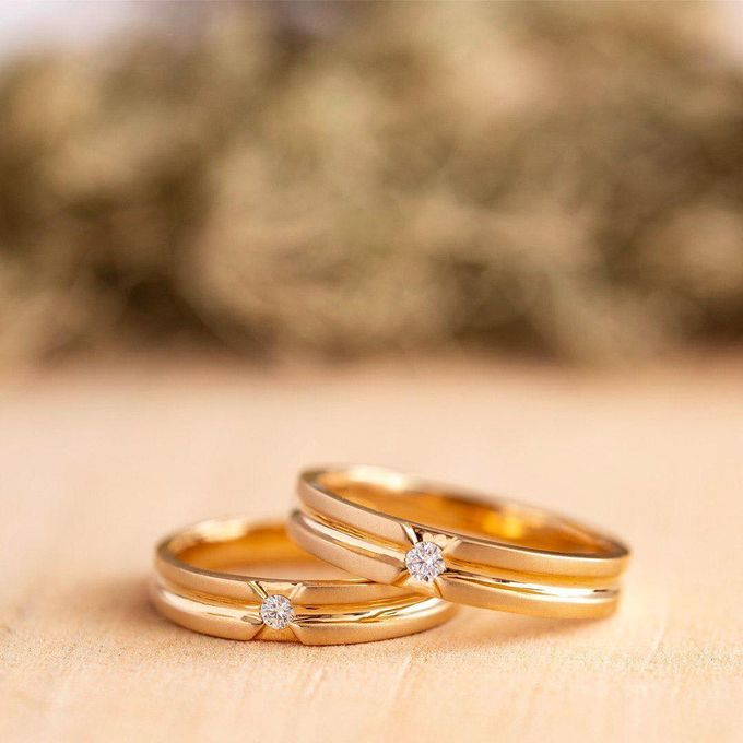 Wedding Ring Collection by THE PALACE Jeweler - 006