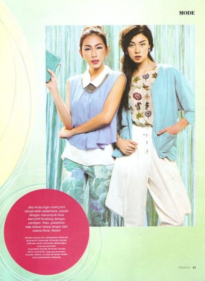 EVENT AND MAKE UP PROJECTS PORTFOLIO by Dendy Oktariady Make Up Artist - 009