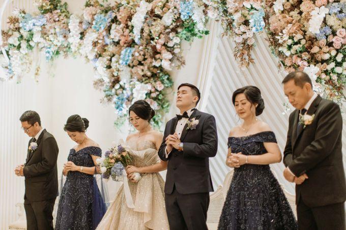 Skenoo Hall - International Wedding of Bima & Irene by IKK Wedding Venue - 003