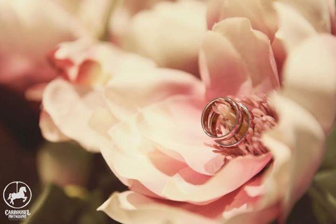Arthur & Helen Wedding by Carrousel Photography - 001