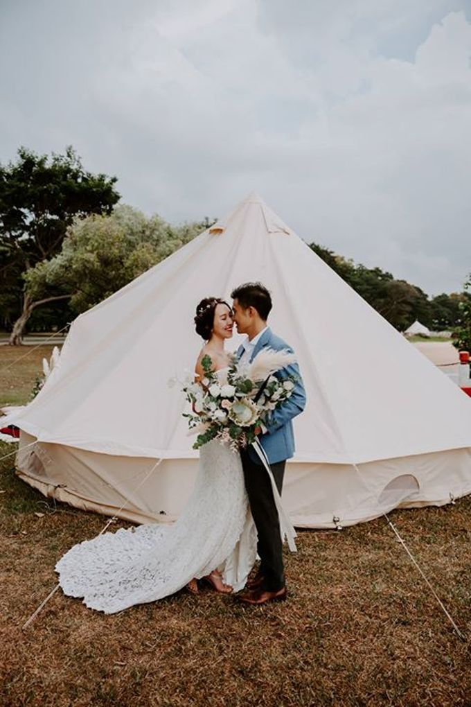 Melissa Koh  for Glamping Romance by Natalie Wong Photography - 033