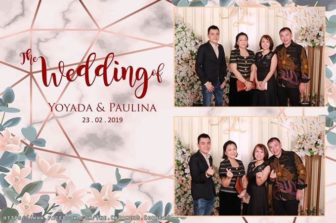Paulina & Yoyada wedding by The Caramel's Corner - 036