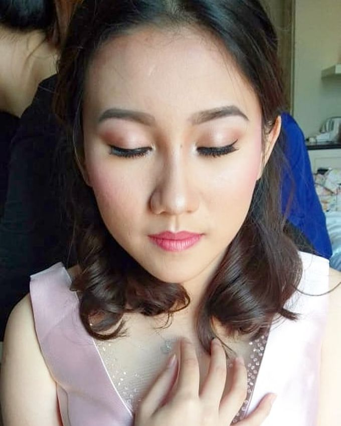 Makeup & Hair Do by Nys Beauty Studio - 009