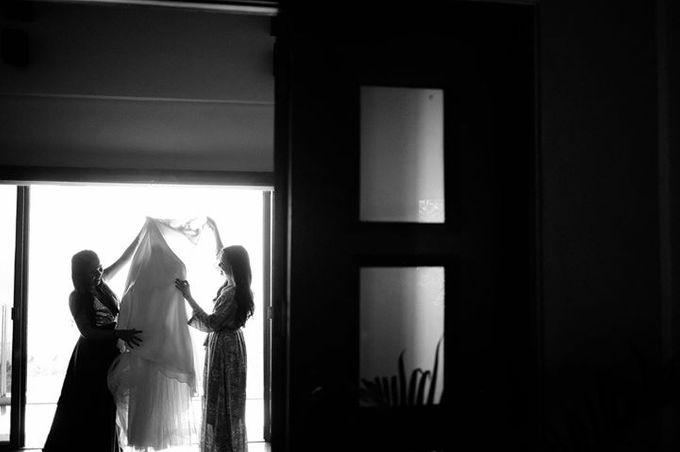 Dra  Godfrey and Dra  Kamille Tagaytay Wedding by MIC MANZANARES PHOTOGRAPHY - 020