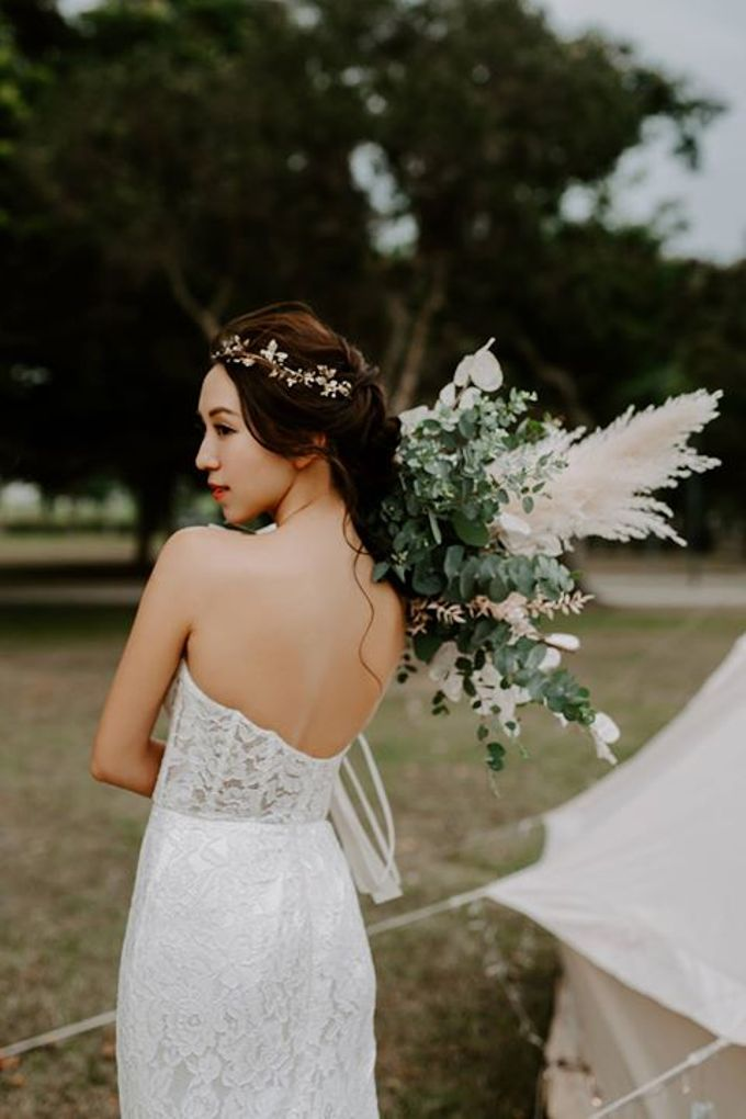 Melissa Koh  for Glamping Romance by Natalie Wong Photography - 037