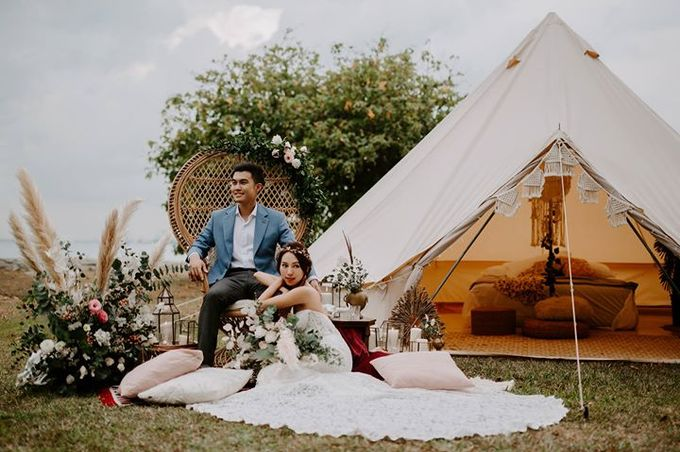 Melissa Koh  for Glamping Romance by Natalie Wong Photography - 021