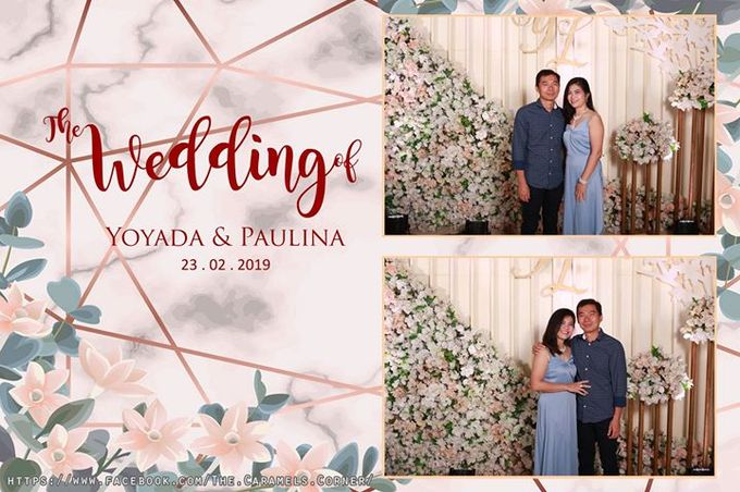Paulina & Yoyada wedding by The Caramel's Corner - 042