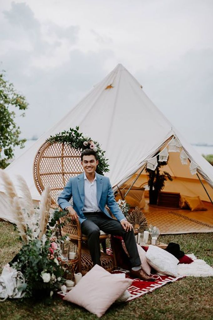 Melissa Koh  for Glamping Romance by Natalie Wong Photography - 023