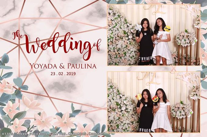 Paulina & Yoyada wedding by The Caramel's Corner - 005
